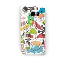 Sushi Bar: The point of Nori-turn Samsung Galaxy Case/Skin
