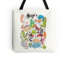 Sushi Bar: The point of Nori-turn Tote Bag