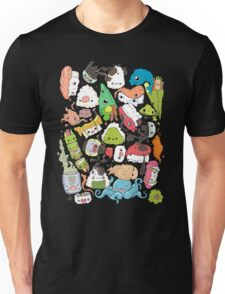 Sushi Bar: The point of Nori-turn Unisex T-Shirt