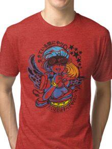 Sonic Hair (2013) Tri-blend T-Shirt