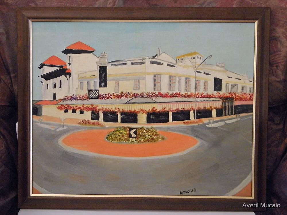 Art Deco Building by Averil Mucalo
