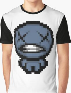 The Binding Of Isaac - Blue Baby Graphic T-Shirt