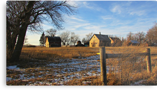 Down on Junior's Farm by Greg Belfrage