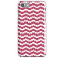 Pattern I - pink iPhone Case/Skin