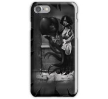 """Baron Thesolonious' rendezvou with Number 9"" iPhone Case/Skin"