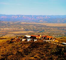 View from Jerome, AZ by ADayToRemember