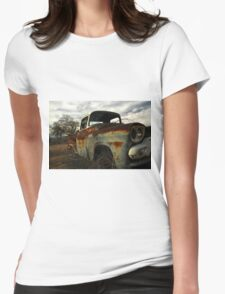 Abeytas Apache Womens Fitted T-Shirt