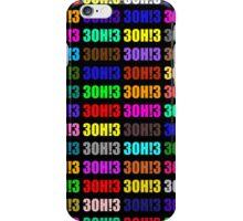 3OH!3 iPhone Case/Skin