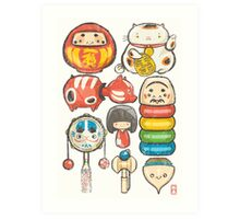 [Special Lucky Toy Box] Art Print