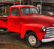 Chevy truck II (HDR) by zumi