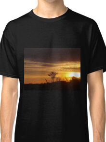 Gold In The Sky  Classic T-Shirt