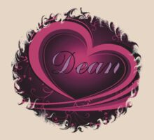 Dean - Ornate Heart (Supernatural) by Enigma2005