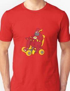 Fat Flash Super Hero Unisex T-Shirt