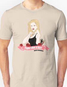 Fight Like a Girl: Buffy Summers T-Shirt