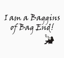 """""""I am a Baggins of Bag End!"""" by Darlene2012"""