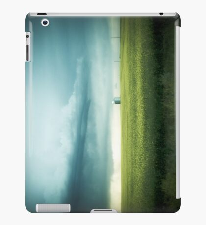 Alberta Prairies iPad Case/Skin