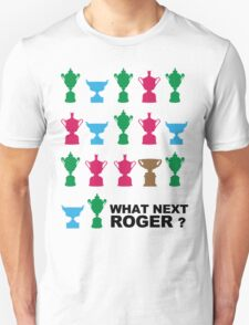 What Next Roger T-Shirt