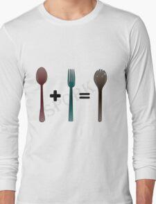 Spork Long Sleeve T-Shirt