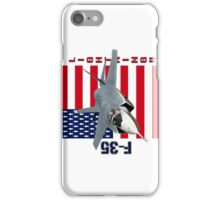 F-35 Lightning II  iPhone Case/Skin