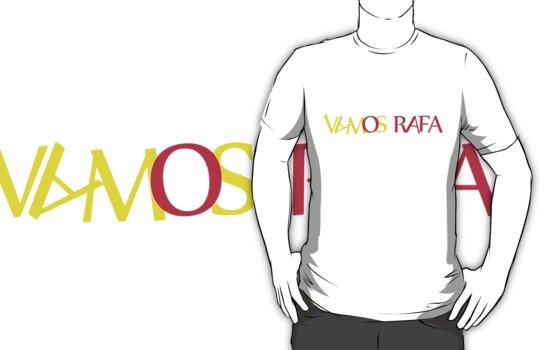 Vamos Rafa by superbog