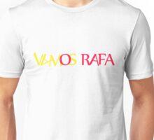 Vamos Rafa Unisex T-Shirt