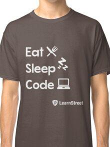 Eat Sleep Code Classic T-Shirt