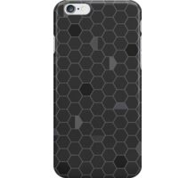 Gray Shades Hexcellence iPhone Case/Skin