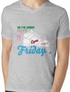 im sorry , but is friday Mens V-Neck T-Shirt