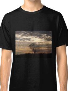 Serenity At Sunset   Classic T-Shirt