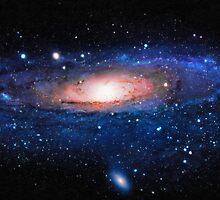 universe art by Adam Asar