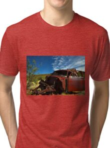 Cuervo Ghost Tri-blend T-Shirt