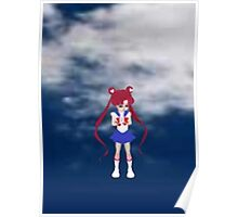 Sailor chibi chibi moon child Poster