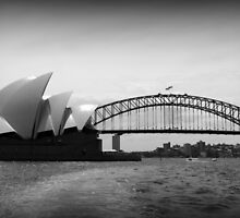 A View of Sydney  by Helen Eaton