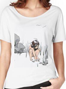 I can make butterflies tee Women's Relaxed Fit T-Shirt
