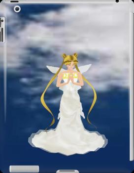 Neo Queen Serenity by Godofmischief