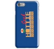 Geek Hottie iPhone Case/Skin