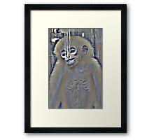 Trickster  Framed Print