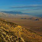 Spectacular Horseshoe Meadows Road, California by Claudio Del Luongo