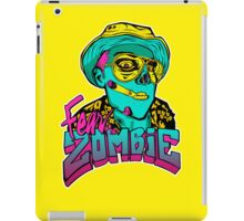 Fear the Zombie iPad Case/Skin