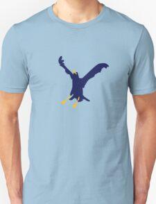 Gull landing VRS2 T-Shirt
