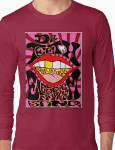 The Electric Mayhem Band - The Lost Concert Poster Long Sleeve T-Shirt