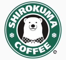 Shirokuma Coffee Kids Clothes
