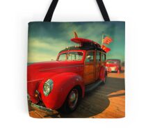 Classic Woody Panel by El Frito  http://www.flickr.com/photos/fritography Tote Bag