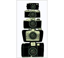 Camera tower Photographic Print