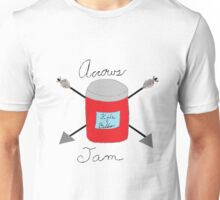 Arrows and Jam Unisex T-Shirt