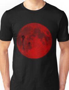 Red Moon-Twilight Unisex T-Shirt