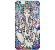 Trippy Ganesh iPhone Case/Skin