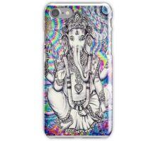 Trippy Ganesh iPhone Case/Skin