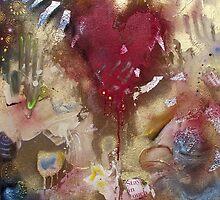 'Raw' — Jeff Buckley (Rock Art Series) by Cherie Roe Dirksen