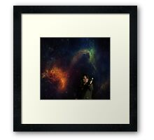 Doctor Clara Framed Print